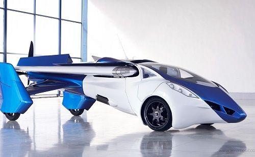 Uçan Arabalar 2017 yılında yollarda ya da havada!