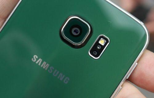 Galaxy S6'da sorun: Galaxy S6 kapalı olduğu halde kamera flaşı sürekli yanık kalıyor!