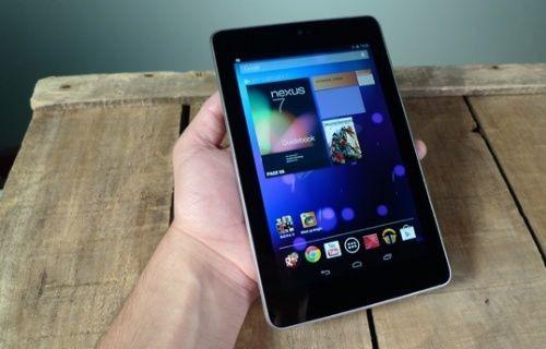 Nexus 7 2012 tablet modelleri için Android 5.1 güncellemesi yayınlandı!