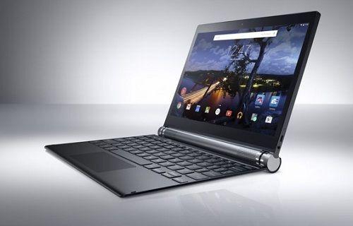 Dell'den Intel işlemcili Android tablet: Dell Venue 10 7000