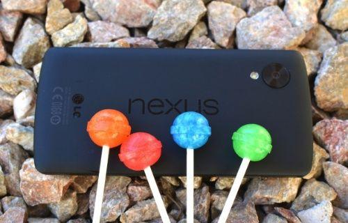 Android 5.1.1 Nexus 4 ve diğer Nexus cihazlar için yakında geliyor!