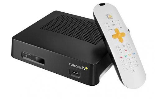 Turkcell TV Plus 6 ayda 100 bin eve girdi