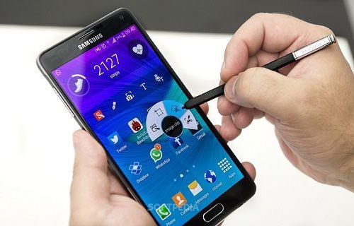 Galaxy Note 4 Android 5.0 güncellemesi Türkiye'de!