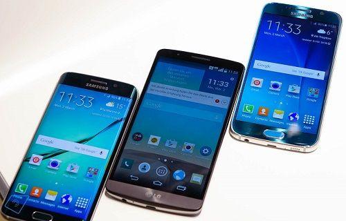 Samsung Galaxy S6 - GS6 Edge ve LG G3: Rakamlarla karşılaştırma