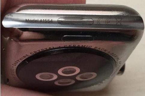 Apple Watch'ta ne işe yaradığı bilinmeyen bir giriş bulundu!