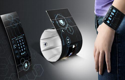 Akıllı telefon ve saat bir arada: LG sıra dışı bir cihaz üzerinde çalışıyor