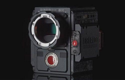 Red'in son silahı 8K çözünürlüklü kamera oldu