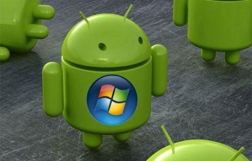 Microsoft'tan Android cihaz üreticilerine patent indirimi!