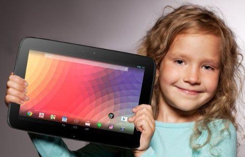 Çocuklara özel 'Google Play Store' geliyor!