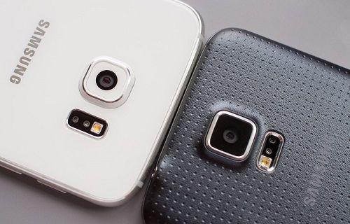 Samsung, Galaxy S6-Galaxy S6 Edge'in kamerasını Galaxy S5'le karşılaştırdı [Video]
