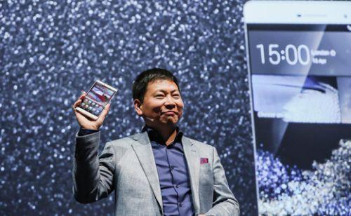 Huawei'den tablet gibi akıllı telefon: Huawei P8 Max