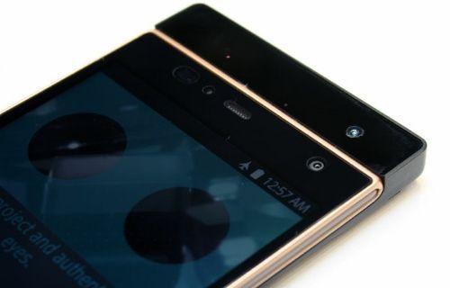 Fujitsu'dan iris tarama özellikli telefonlar gelebilir!