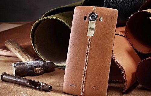 LG, G4'ün yeni fotoğraflarını yayınladı