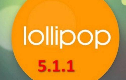 Android 5.1.1 güncellemesi hazır gibi!