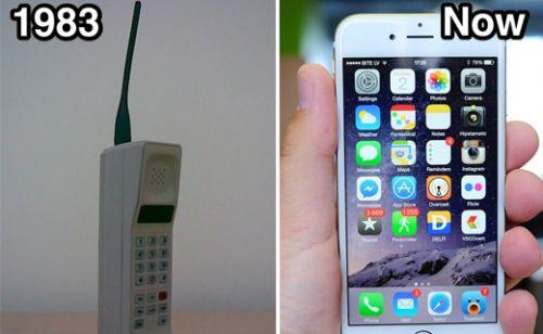 1980'lerden bugüne teknoloji ne kadar değişti? Çok şaşıracaksınız!