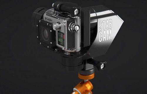 StabCam sayesinde GoPro kameralar daha dengeli çekim gerçekleştirecek