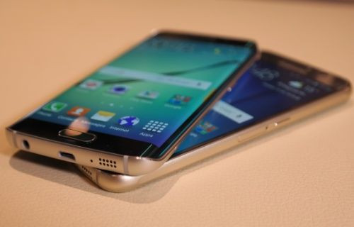 Samsung ismi Galaxy S6'dan silindi!