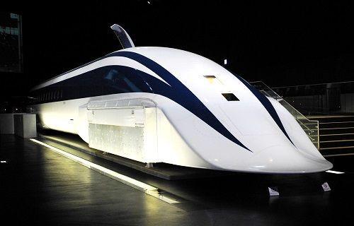 Hızlı tren Maglev dünya hız rekoru kırdı