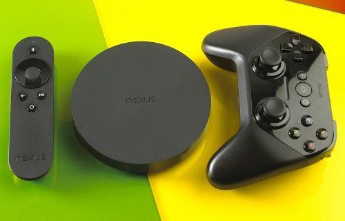 Android 5.1.1günçellemesini alan ilk cihaz Nexus Player oldu!