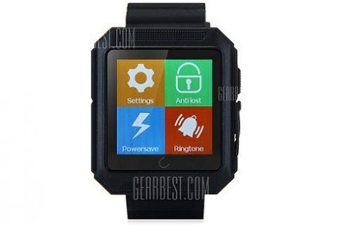 U Watch U TERRA Smartwatch incelemesi