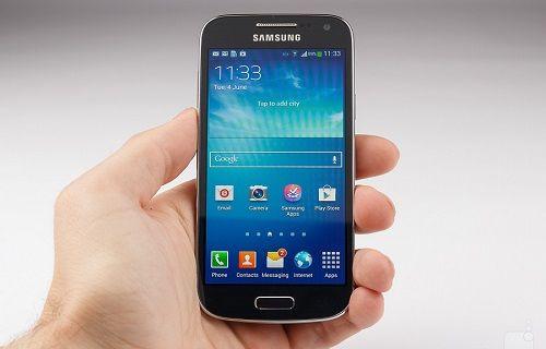 Galaxy S4 mini'ye Android 5.0 güncellemesi gelmeyebilir