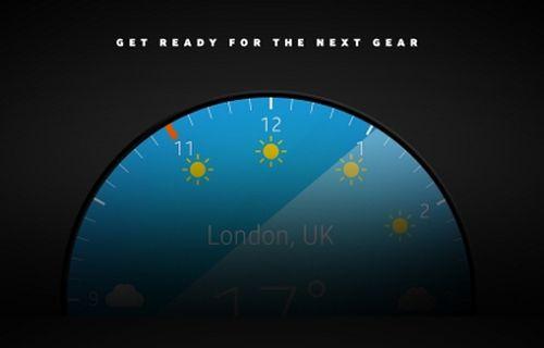 Samsung'un bir sonraki akıllı saati yuvarlak ekranlı olacak