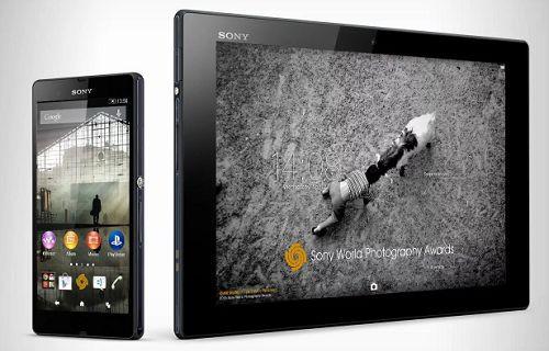 Sony, ödül alan fotoğrafların yer aldığı yeni bir tema yayınladı