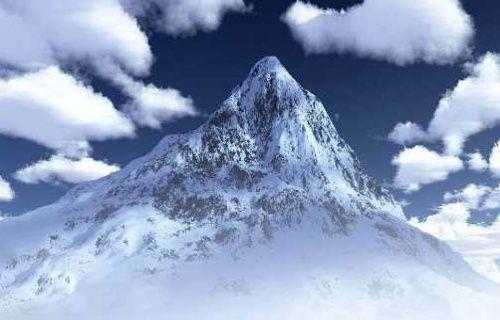 Nepal depreminde Everest dağı kampını vuran çığın anbe an gelişi![Video]