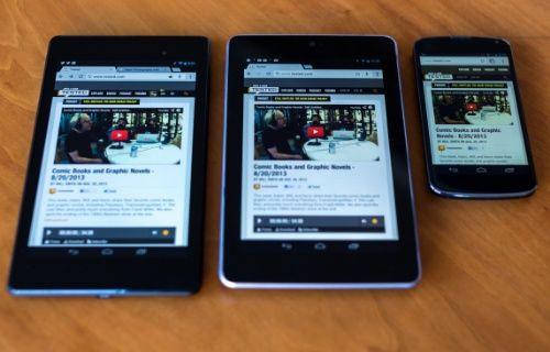 Google, Nexus cihazlara olan ilginin azaldığını itiraf etti!