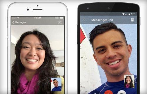 Facebook Messenger'a görüntülü arama(video arama)özelliği geldi!