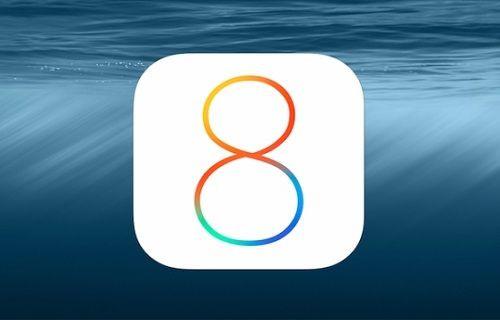 iOS 8 benimse oranı yüzde 80'i aştı