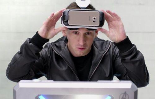 Samsung'un yeni Avengers temalı Galaxy S6 reklamında Lionel Messi 'İron Man' olursa? [Video]