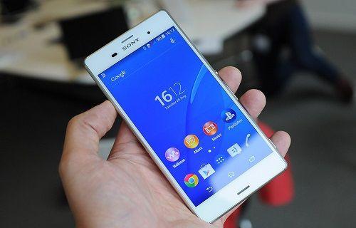 Sony, Xperia Z3'ü tekrar vitrine çıkarıyor [video]