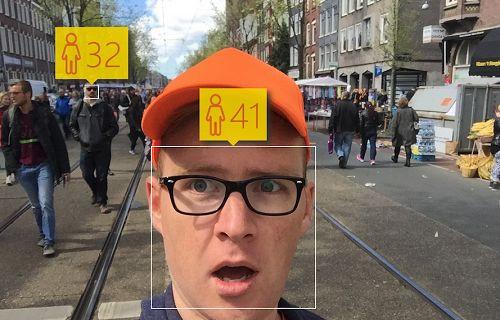 Microsoft eğlenceli bir araçla yaşınızı tahmin ediyor