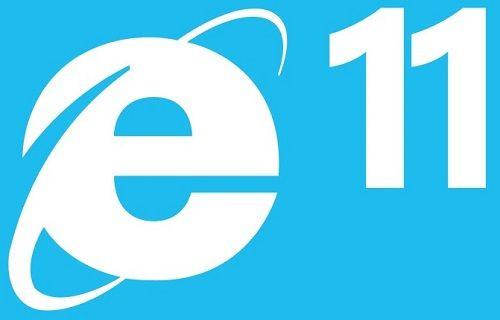 En çok kullanılan tarayıcı sürümü hala Internet Explorer 11