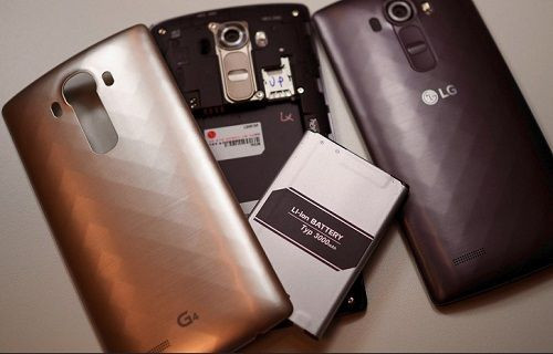 LG G4'ün pil performansı G3'ün gerisinde kaldı