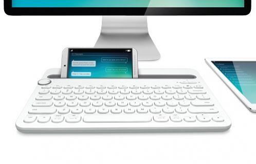 Logitech K480 Bluetooth Klavye artık Türkçe!