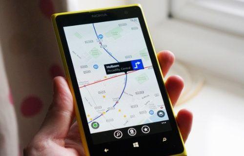 Über, HERE için Nokia'ya 3.2 milyar dolar teklif etti!