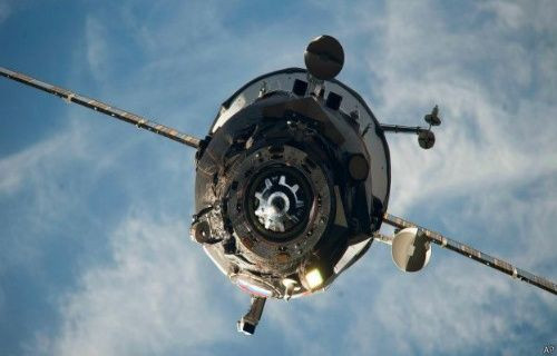 Rus uzay aracı düştü!