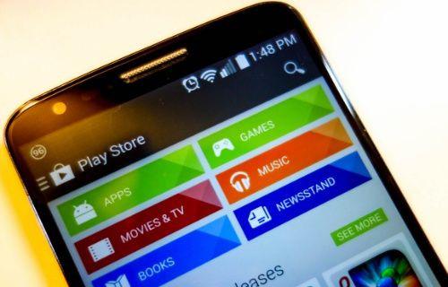 Google Play Store'da 'ön sipariş' dönemi başladı!