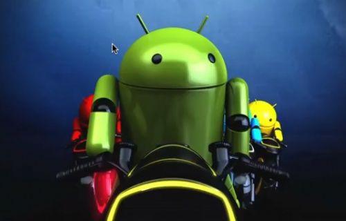 Google Dart ile Android iki kat hızlanacak! [Video]
