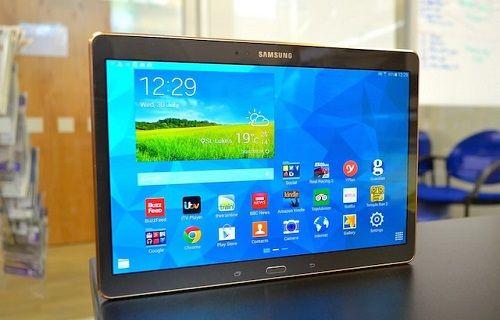 Super AMOLED ekranlı Galaxy Tab S2'nin basın görüntüsü sızdı