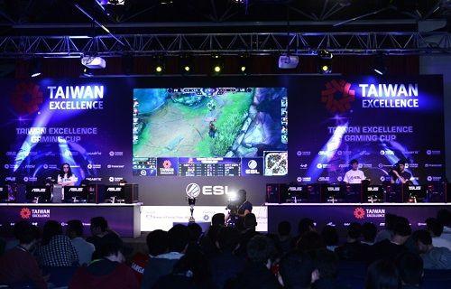 Tayvan Excellence Gaming Cup Finali rekora imza attı