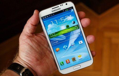 Ülkemiz Galaxy Note II kullanıcıları için yeni bir güncelleme yayınlandı