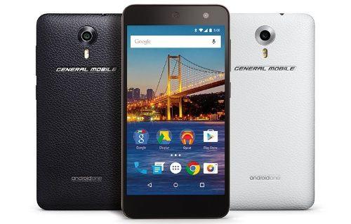 Android One'lı General Mobile 4G büyük ilgi gördü!