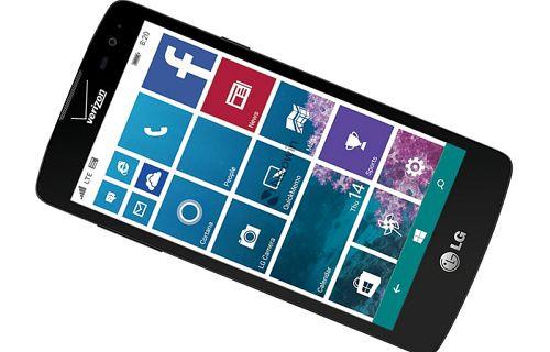 Windows Phone'lu LG Lancet akıllı telefonun özellikleri ve çıkış tarihi