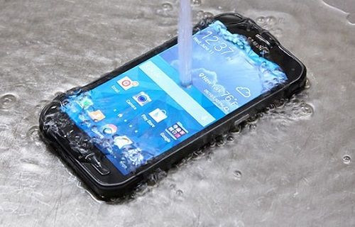 Galaxy S6 Active'in basın görüntüleri yayınlandı