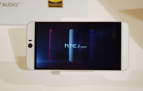HTC J Butterfly (HTV31) şirketin en güçlü telefonu olacak!