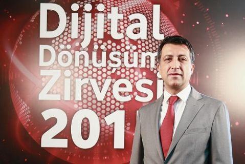 Vodafone Dijital Dönüşüm Zirvesi 2015 başladı!