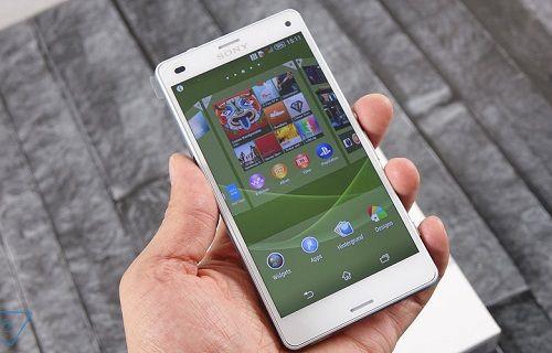 Xperia Z3 Compact Japonya'da en çok satan akıllı telefon oldu
